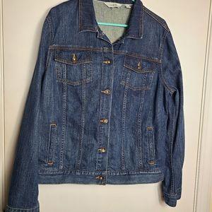 L.L. Bean Denim Jacket Outdoors